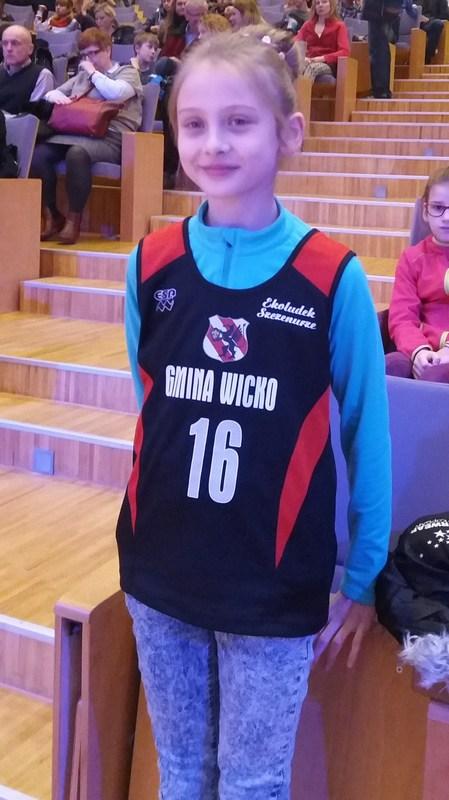 Natalia Waleśkiewicz zaprezentowała się w nowej koszulce Ekoludka