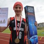 Natalia Waleśkiewicz triumfowała w Gniewinie po raz drugi z rzędu