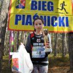 Adrianna Konkol drugi raz zwyciężyła w Piaśnicy